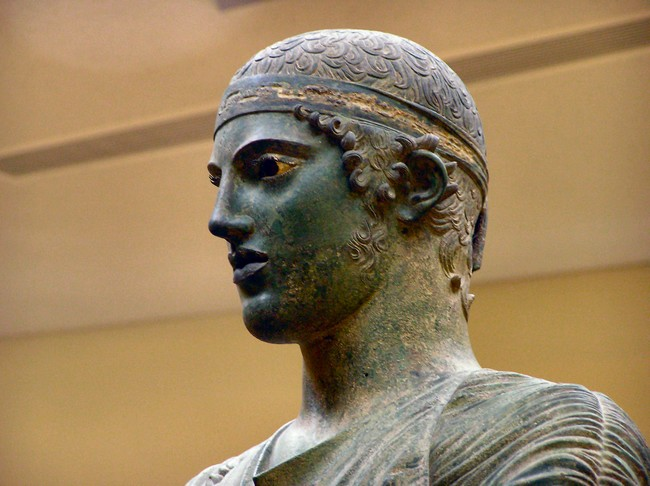 Скульптура Древней Греции: фото