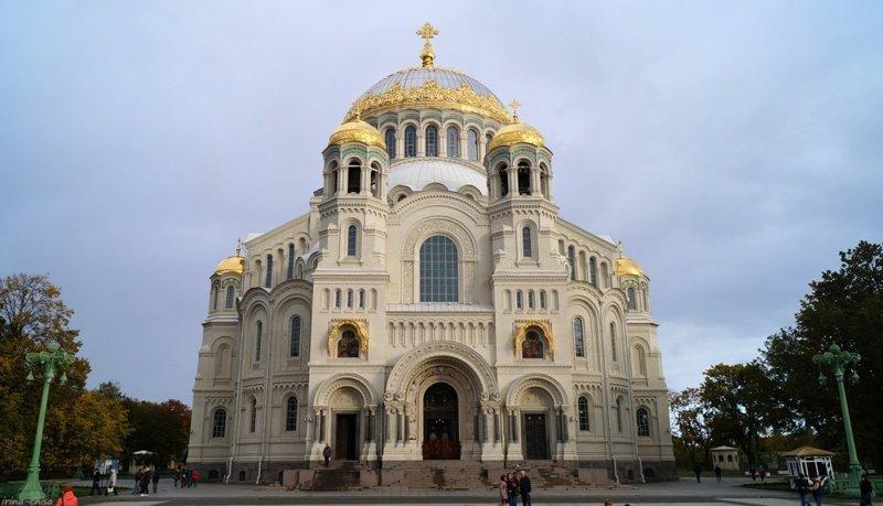 Морской собор в Кронштадте (31 фото)