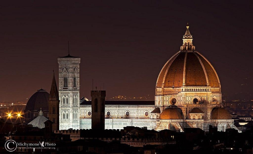 Флоренция - городской старожил