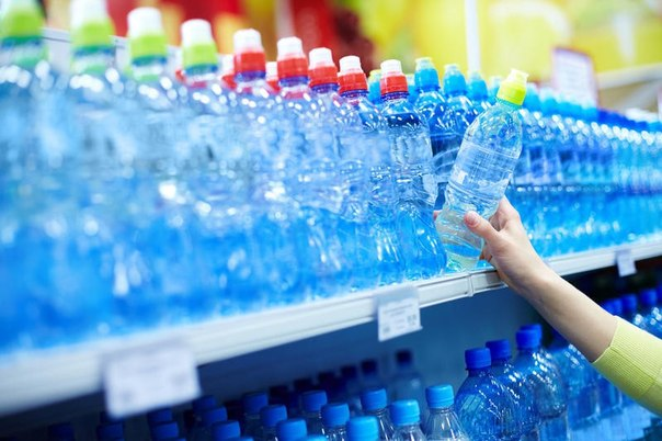 Как производители бутилированной воды обманывают людей.