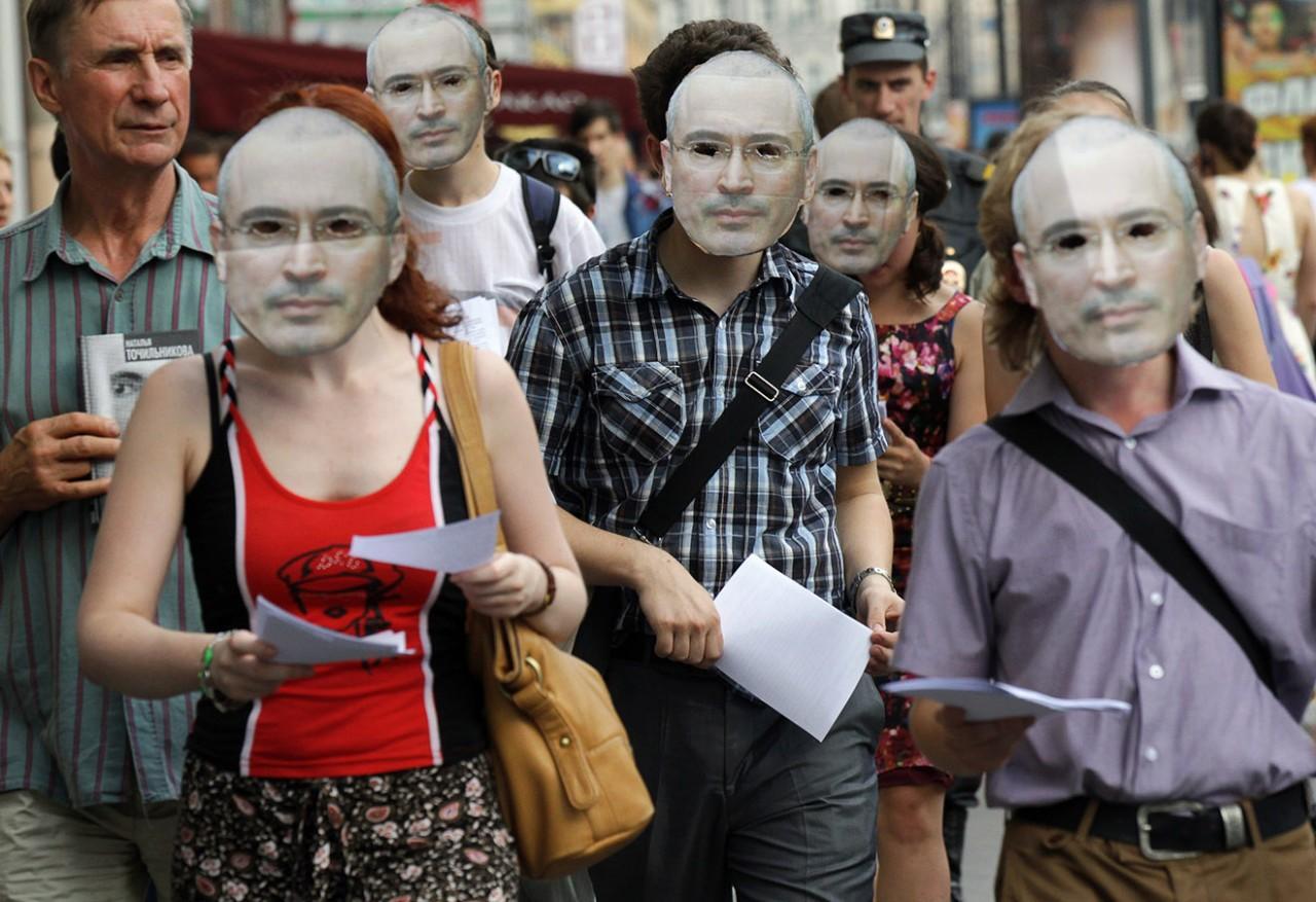 Ходорковский использует детей, как расходный материал