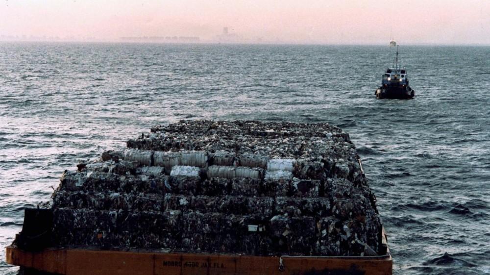 Вонючий Голландец: как мусор…
