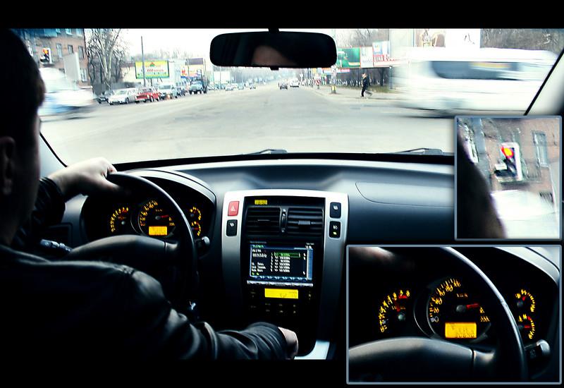 Тонкости поведения на светофоре