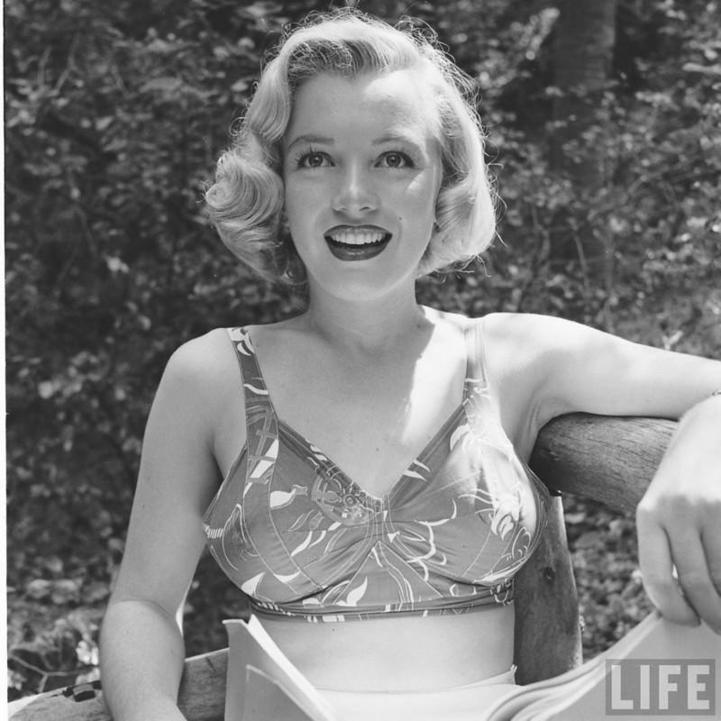 Мэрилин Монро. На пороге славы 50-е, голливуд, знаменитости, кинематограф, мэрилин монро, ностальгия, слава