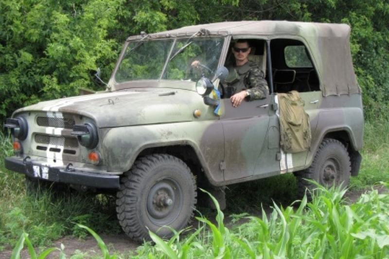 Военные украинской армии побираются на рынках