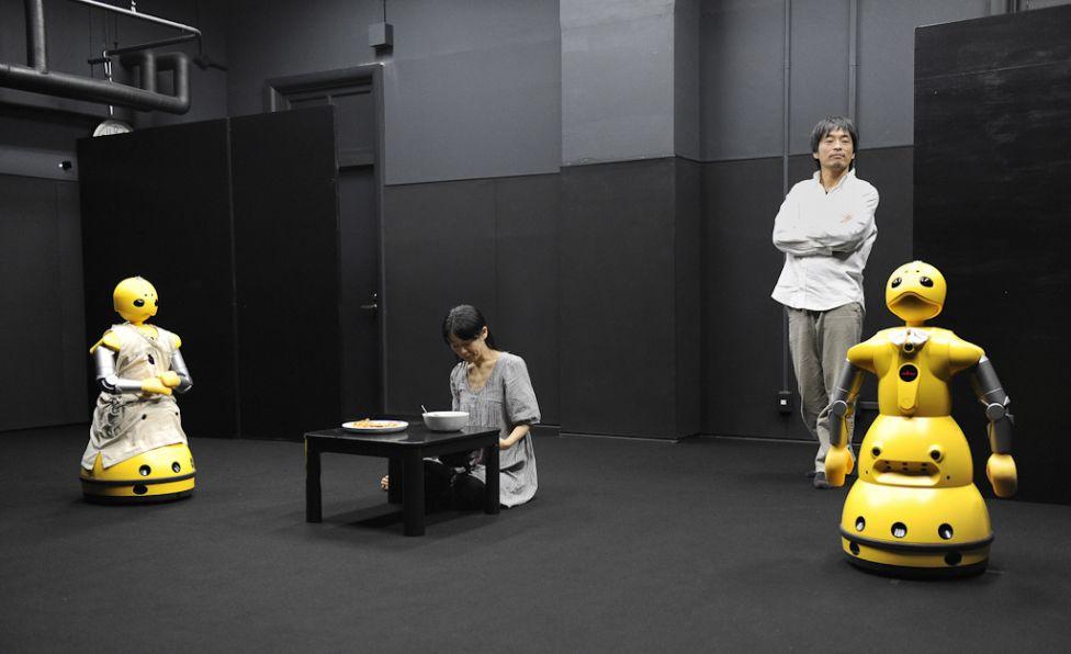 1179 Стирая границу между роботом и человеком