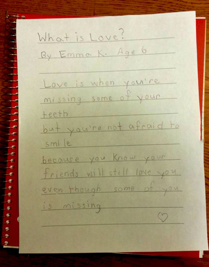 14+ Brutally Honest Valentine Cards By Kids