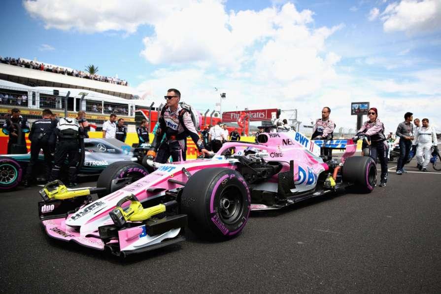 Force India изменит название