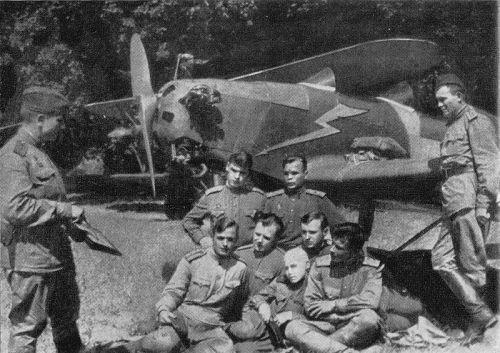 Самый молодой лётчик в истории Великой Отечественной войн