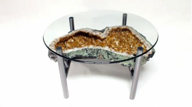 Топ-18 самых роскошных столов и табуреток