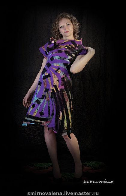 """Платья ручной работы. Ярмарка Мастеров - ручная работа Платье """"Графика"""". Handmade."""