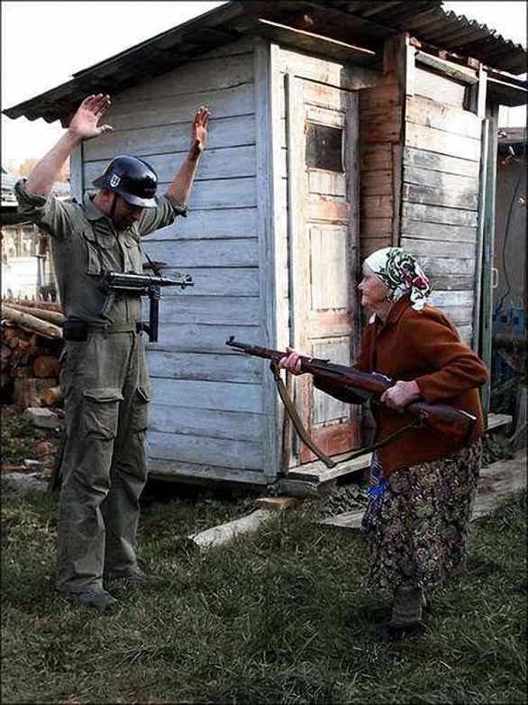 Снайпер бывшим не бывает
