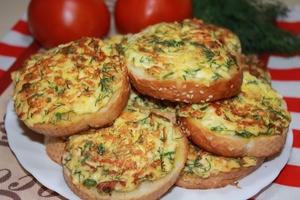 Фото к рецепту: Завтрак для всей семьи