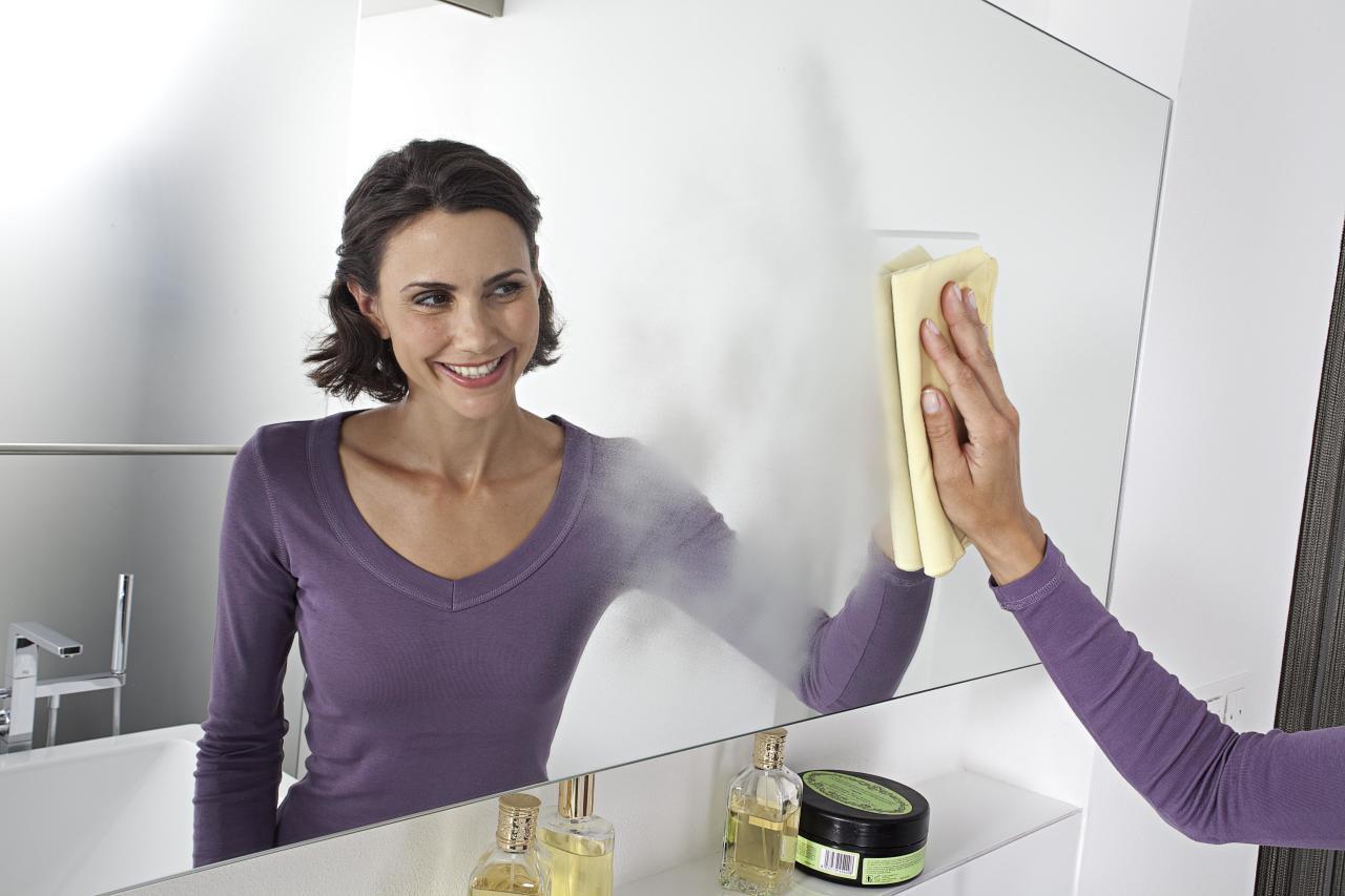 Домашние секреты: топ-5 способов отполировать зеркало