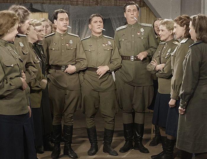 2. «Небесный тихоход», 1945 год. кино, фильм