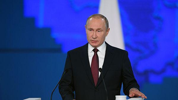 Путин: россияне должны почув…