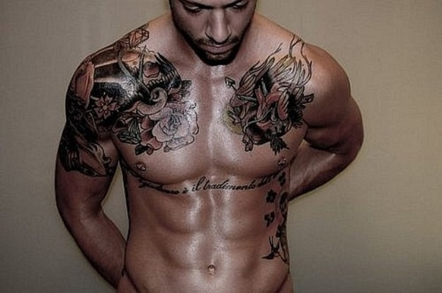 В Японии татуированным людям запретили ходить в бассейны и бани