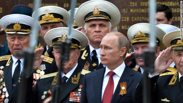 После 15 марта Великобритания готовила первый ядерный удар по России?