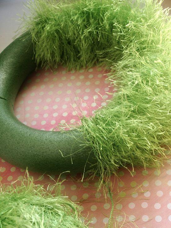 Как сделать траву