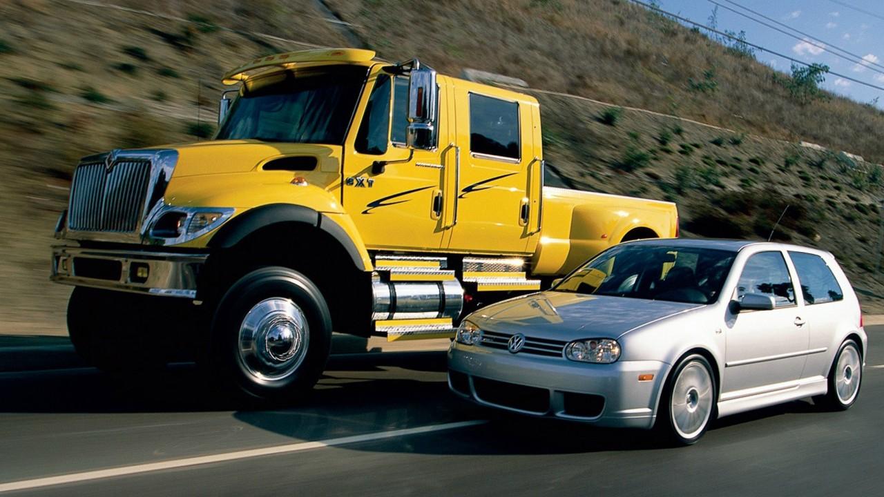 Commercial Extreme Truck. авто, рекордсмены, факты
