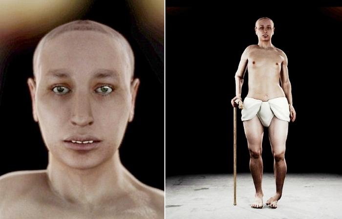 Тутанхамон - фараон XVIII династии Нового царства.