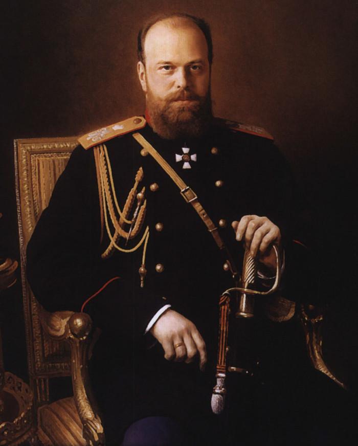 Император и Самодержец Всероссийский Александр III Александрович Романов история, факты