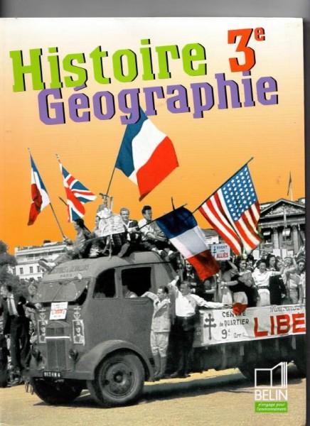 Вторая Мировая война глазами французского школьника. Урок 1
