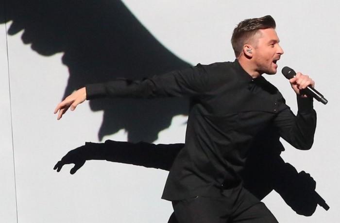Евровидение-2016. Потрясающее выступление сергея Лазарева