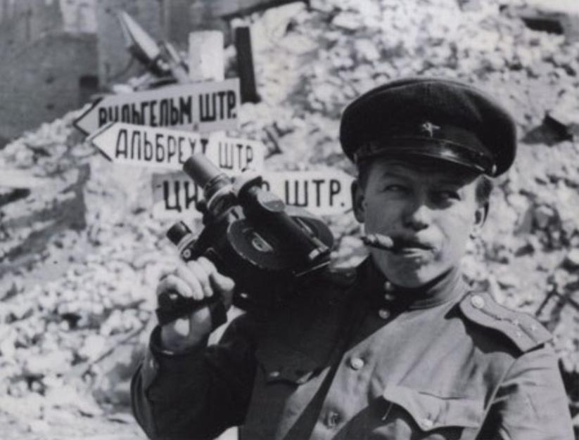 Советский Мурманск в объективе
