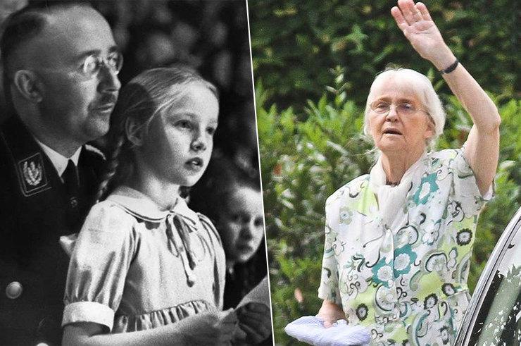 «Мой дед убил бы меня»: как живут дочери ивнучки нацистских преступников
