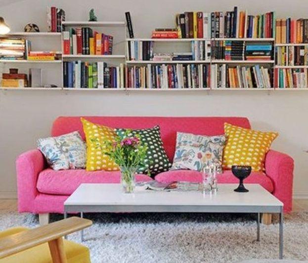 Как хранить книги в небольшой квартире: 5 полезных идей