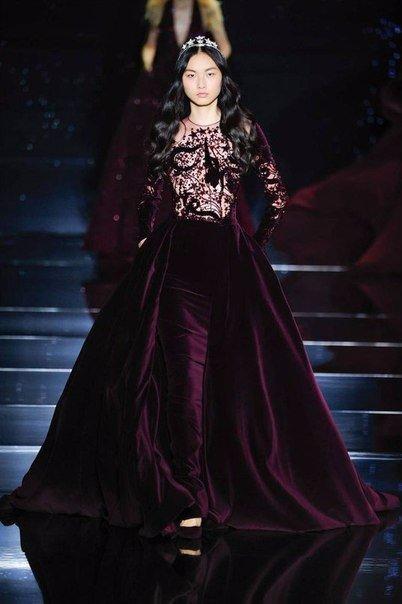 Zuhair Murad Couture FW 2015\16.Шикарно!