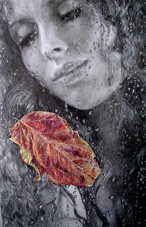 рисунки карандашом Maria Zeldis -2-12