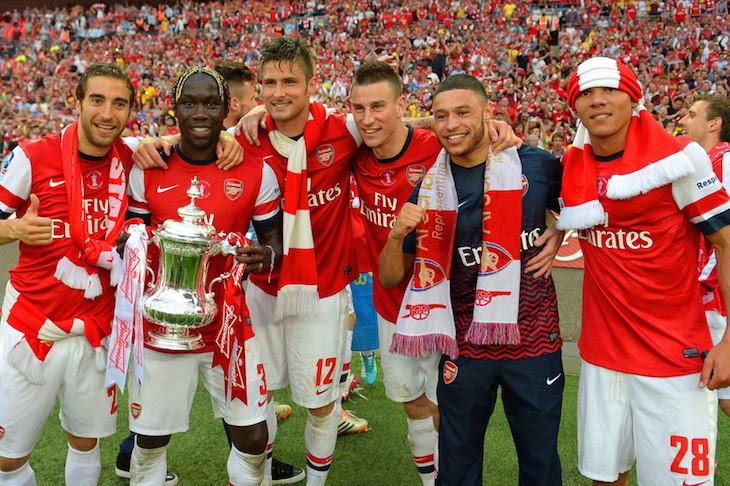 Ставки на спорт. «Арсенал» — «Астон Вилла»: «канониры» уверенно возьмут трофей