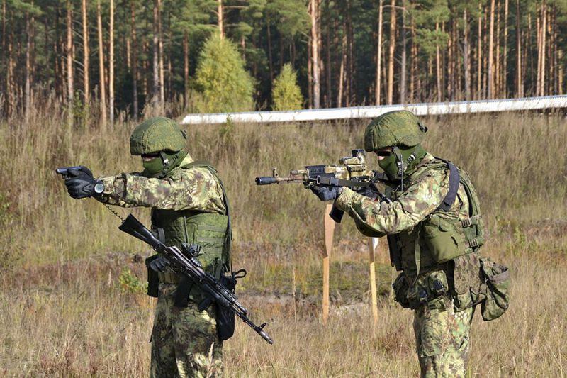 Боевая подготовка военнослужащих специального назначения