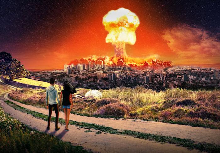 Как выжить во время и после ядерного нападения?