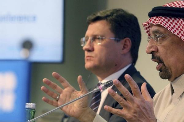 Министры энергетики Саудовск…