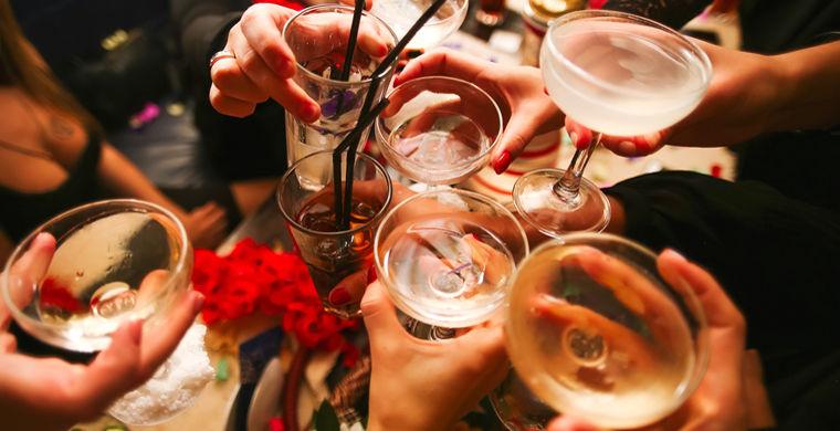 Ученые доказали разное влияние алкоголя на мозг мужчин и женщин