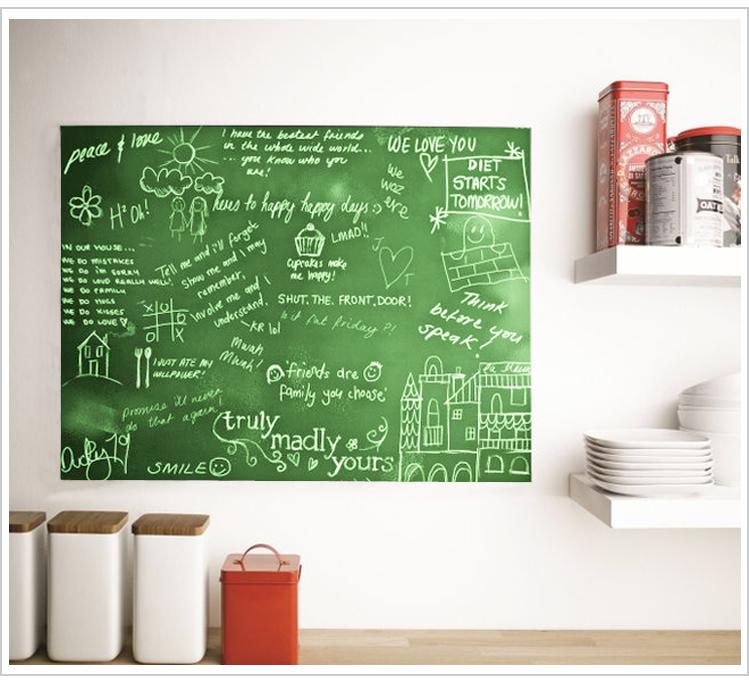 13 функциональных или просто красивых наклеек на стены