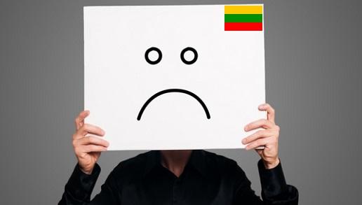 Жители Литвы спессимизмом смотрят насвое будущее