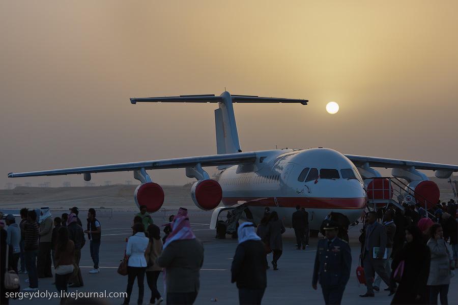 1521 Авиасалон в Бахрейне: Фотографии, сделанные против солнца