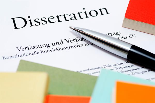 consumer law dissertations