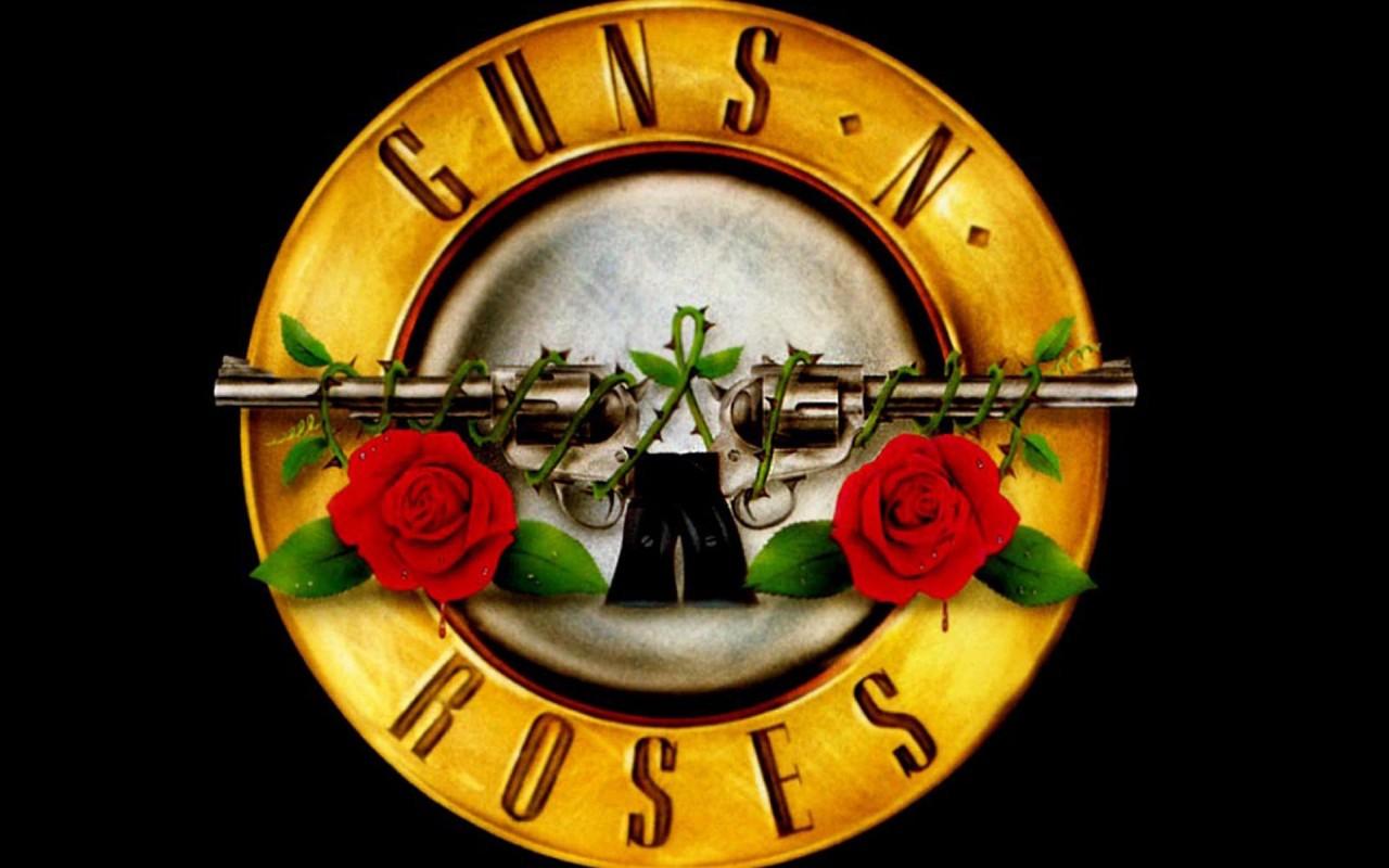 Розы и оружие? Да! Не плачь! Guns N' Roses