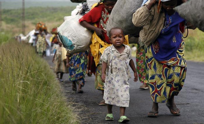 Democratic Republic of Congo.