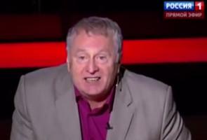 Жириновский вынес укропа с м…