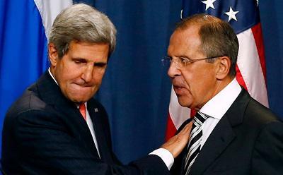 США потребовали от России освободить Крым