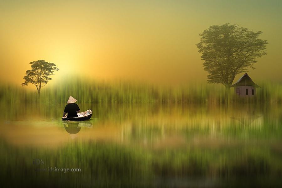 Сказочная природа Индонезии, фотограф Idrus Arsyad