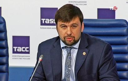 Пушилин: шансов провести выборы в Донбассе до конца года нет
