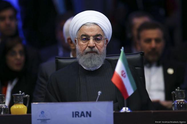 Иран врезал с ноги в ответ на ультиматум со стороны Вашингтона.