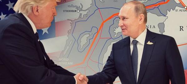 США наплевать на потери Украины от запуска «Северного потока-2»